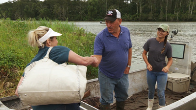 Swamp People - 12x07 Darkest Fears