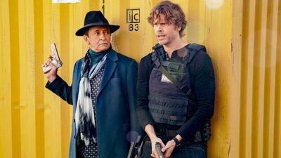 NCIS: Los Angeles - 12x14 The Noble Maidens