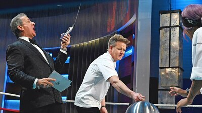 Hell's Kitchen - 19x13 It's Time!