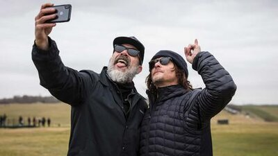 Ride with Norman Reedus - 05x06 The Road Less Traveled: Behind the Scenes Screenshot