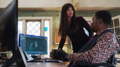 NCIS: New Orleans - 07x12 Once Upon A Time Screenshot