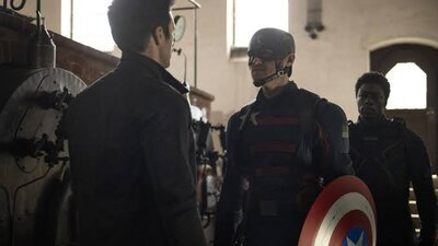 The Falcon and the Winter Soldier - 01x04 The Whole World is Watching