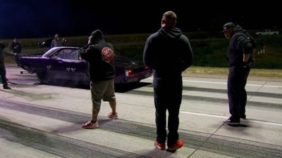 Street Outlaws - 17x12 The Hard Way Back Screenshot