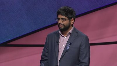 Jeopardy! - 34x198 Tournament of Champions Semifinal Game 3