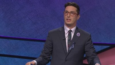 Jeopardy! - 34x197 Tournament of Champions Semifinal Game 2