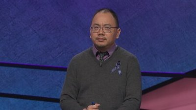Jeopardy! - 34x196 Tournament of Champions Semifinal Game 1