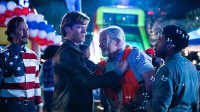 MacGyver (2016) - 05x15 Abduction + Memory + Time + Fireworks + Dispersal