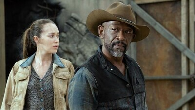 Fear The Walking Dead - 06x09 Things Left To Do