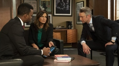 Law & Order: Special Victims Unit - 22x16 Wolves in Sheep's Clothing Screenshot