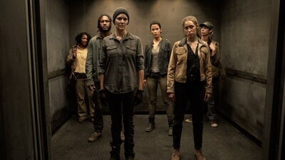 Fear The Walking Dead - 06x11 The Holding