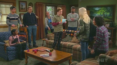 The Conners - 03x17 Regrets, Rehabs And Realtors