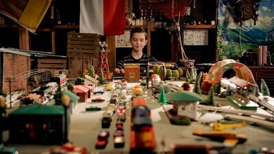 Young Sheldon - 04x14 Mitch's Son and the Unconditional Approval of a Government Agency
