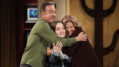 Last Man Standing - 09x14 The Two Nieces of Eve