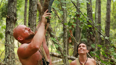 Naked and Afraid - 12x11 Come Hell and Black Water Screenshot