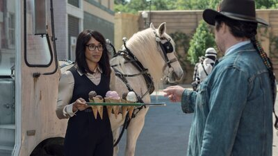The Walking Dead - 11x05 Out of the Ashes