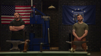 Forged in Fire - 08x31 Armed Forces Tournament - Part 2 Screenshot