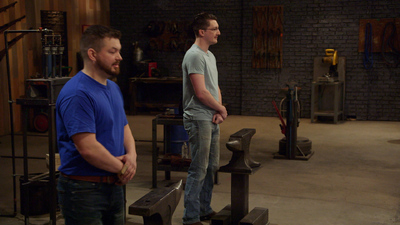 Forged in Fire - 08x30 Armed Forces Tournament - Part 1 Screenshot