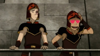 Avatar: The Last Airbender - 03x14 The Boiling Rock, 1