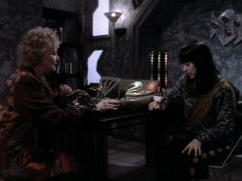 Babylon 5 - 01x22 The Quality of Mercy