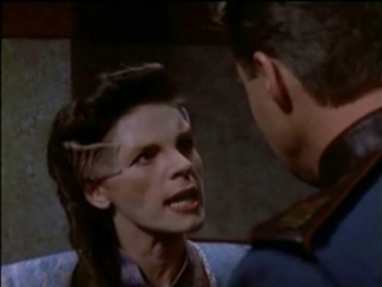 Babylon 5 - 02x14 There All the Honor Lies