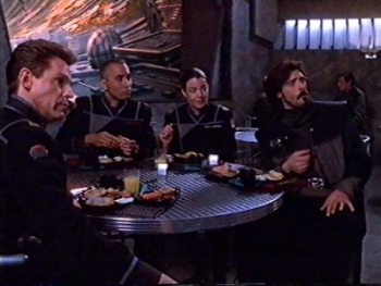Babylon 5 - 04x13 Rumors, Bargains and Lies