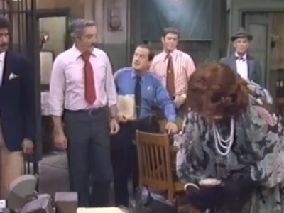 Barney miller the strip joint