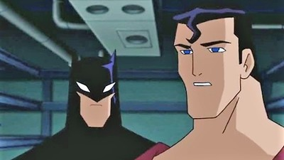 The Batman - 05x13 Lost Heroes (2) Screenshot