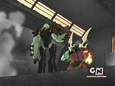 Ben 10 - 02x13 Back with a Vengeance