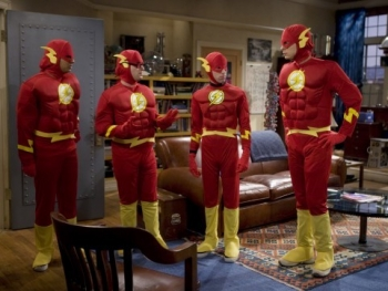 The Big Bang Theory - 01x06 The Middle Earth Paradigm