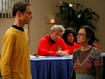 The Big Bang Theory - 01x13 The Bat Jar Conjecture