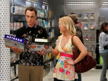 The Big Bang Theory - 01x16 The Peanut Reaction