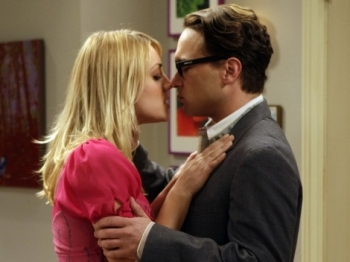 The Big Bang Theory - 01x17 The Tangerine Factor