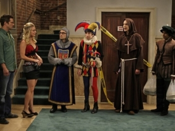 The Big Bang Theory - 02x02 The Codpiece Topology