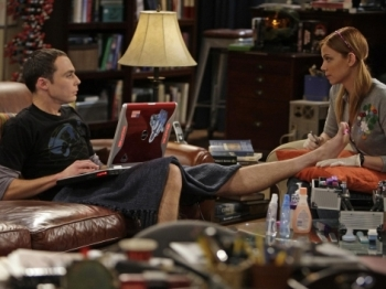 The Big Bang Theory - 02x06 The Cooper-Nowitzki Theorem