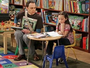 The Big Bang Theory - 02x13 The Friendship Algorithm
