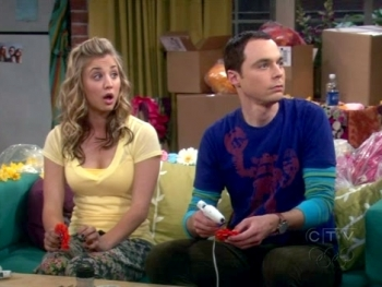 The Big Bang Theory - 02x18 The Work Song Nanocluster