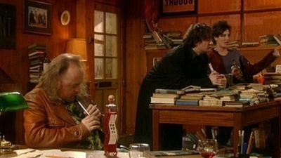 Black Books (UK) - 03x06 Party Screenshot