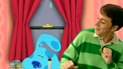 Blues Clues 2x11 What Does Blue Want To Do On A Rainy Day ShareTV