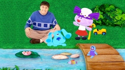 Blue's Clues - 05x22 Up, Down, All Around!