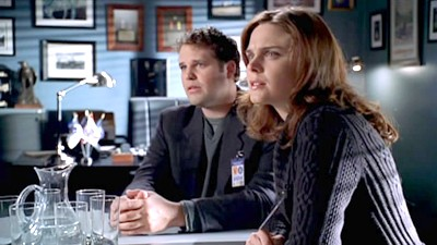 Bones - 01x16 The Woman in the Tunnel