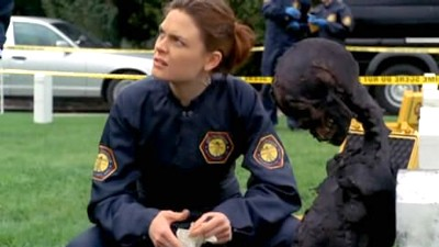 Bones - 01x21 The Soldier on the Grave