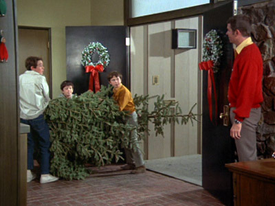 The Brady Bunch - 01x12 The Voice of Christmas