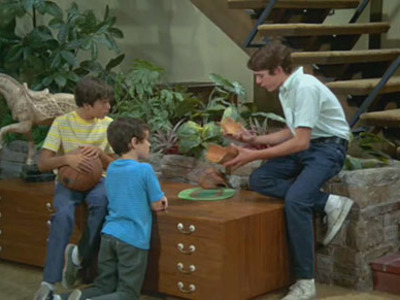 The Brady Bunch - 02x12 Confessions, Confessions