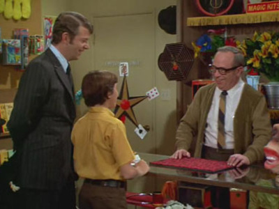 The Brady Bunch - 02x20 Lights Out