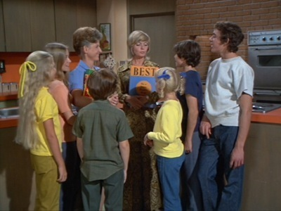 The Brady Bunch - 03x08 And Now, A Word From Our Sponsor