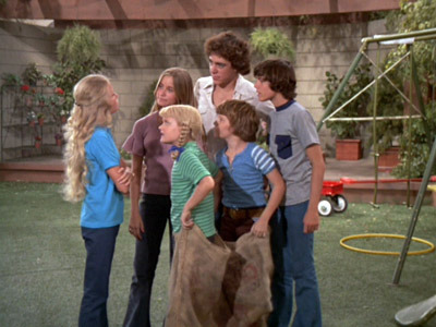The Brady Bunch - 04x08 Jan, the Only Child