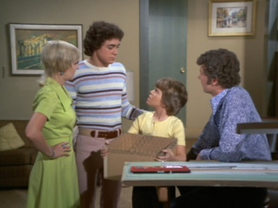 The Brady Bunch - 04x15 Greg Gets Grounded
