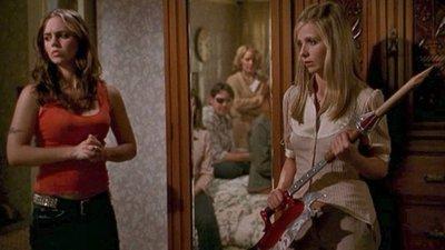 Buffy the Vampire Slayer - 07x22 Chosen