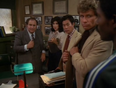 Cagney & Lacey - 02x02 One of Our Own