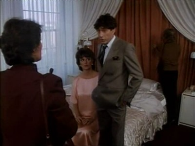 Cagney & Lacey - 04x13 Happily Ever After